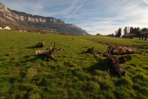 Pugny Chatenod, Revard, Les Bauges en Savoie